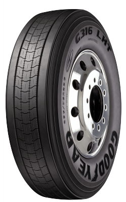 G316 LHT DuraSeal   Fuel Max Tires